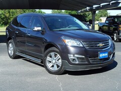 Bargain Used 2015 Chevrolet Traverse LT FWD  LT w/2LT under $15,000 for Sale in Stephenville, TX