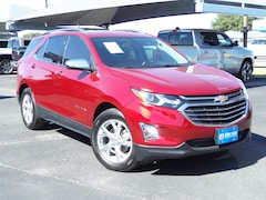 Used 2019 Chevrolet Equinox Premier FWD  Premier w/1LZ 3GNAXNEV4KS663432 For Sale in Stephenville, TX