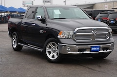 Used 2018 Ram 1500 Lone Star Silver Lone Star Silver 4x2 Crew Cab 57 Box For Sale in Stephenville