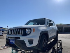 New 2020 Jeep Renegade SPORT FWD Sport Utility For Sale in Stephenville