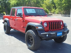 2020 Jeep Gladiator SPORT S 4X4 Crew Cab 1C6HJTAG4LL132380 For Sale in Stephenville
