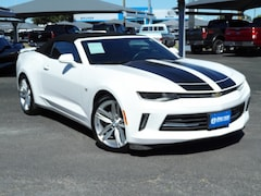 Used 2016 Chevrolet Camaro For Sale in Stephenville