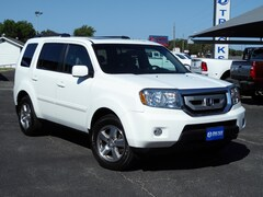 Bargain Used 2011 Honda Pilot EX-L 4WD  EX-L under $15,000 for Sale in Stephenville, TX