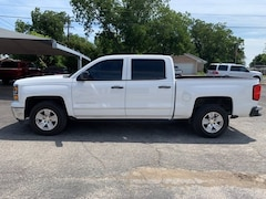 Used 2014 Chevrolet Silverado 1500 LT 2WD Crew Cab 143.5 LT w/1LT 3GCPCREH6EG475793 For Sale in Stephenville, TX