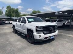 Used 2018 Chevrolet Silverado 1500 LTZ 4WD Crew Cab 143.5 LTZ w/2LZ 3GCUKSEC8JG535763 For Sale in Stephenville, TX