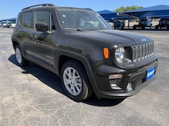 New 2020 Jeep Renegade LATITUDE FWD Sport Utility For Sale in Stephenville