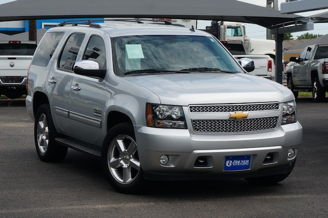 used 2012 Chevrolet Tahoe LT 2WD  1500 LT in Stephenville TX