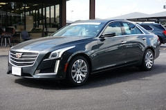 2015 Cadillac CTS Sedan Luxury AWD Sedan
