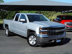 2018 Chevrolet Silverado 1500 LT 2WD Double Cab 143.5 LT w/1LT For Sale in Stephenville