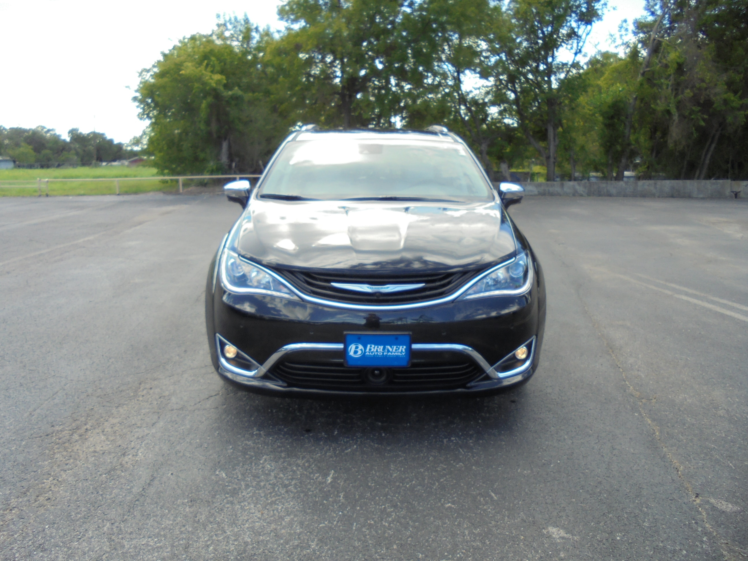 2018 Chrysler Pacifica Hybrid LIMITED For Sale in