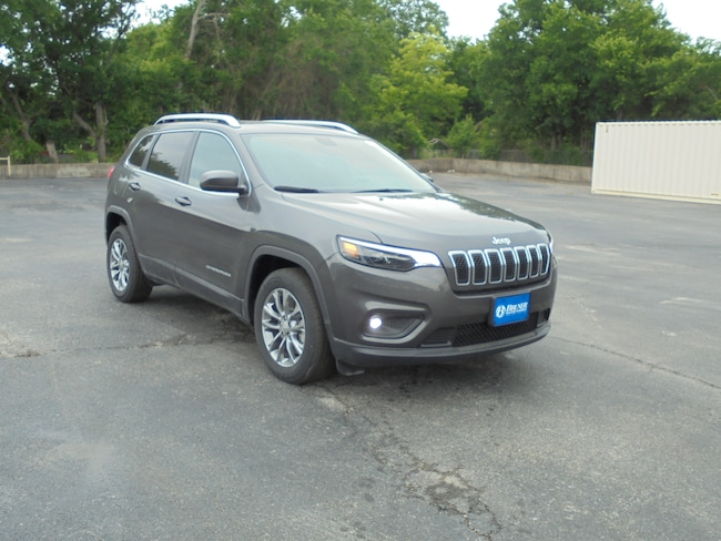 new 2019 Jeep Cherokee LATITUDE PLUS FWD Sport Utility in Stephenville TX