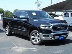 Used 2019 Ram 1500 Limited Limited 4x4 Crew Cab 57 Box For Sale in Stephenville