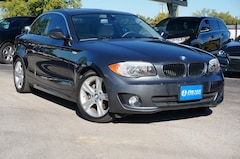 2013 BMW 1 Series 128i Coupe WBAUP7C54DVP24437