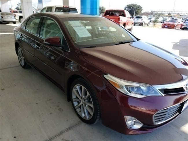 Used 2014 Toyota Avalon XLE Sedan in Early, TX