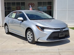 New 2020 Toyota Corolla LE Sedan in Early, TX
