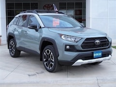 New 2019 Toyota RAV4 Adventure SUV in Early, TX