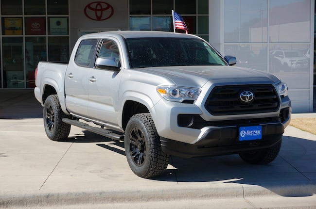 New 2019 Toyota Tacoma SR V6 Special Edition Truck Double Cab in Early, TX