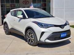 New 2020 Toyota C-HR XLE SUV in Early, TX