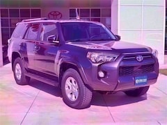 New 2020 Toyota 4Runner SR5 SUV in Early, TX