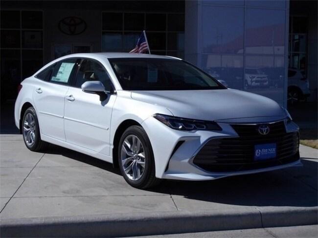 New 2019 Toyota Avalon XLE Sedan in Early, TX
