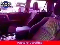 Certified 2016 Toyota 4Runner SR5 SUV in Early, TX