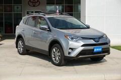 New 2018 Toyota RAV4 Hybrid Limited SUV in Early, TX