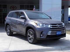 New 2019 Toyota Highlander LE Plus V6 SUV in Early, TX