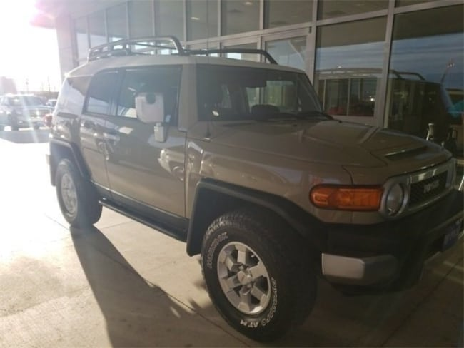 Used 2012 Toyota FJ Cruiser 4x4 AT SUV in Early, TX