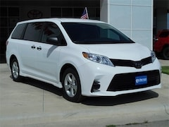 New 2020 Toyota Sienna L 7 Passenger Van Passenger Van in Early, TX
