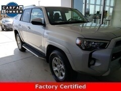 Certified 2017 Toyota 4Runner SR5 SUV in Early, TX