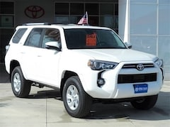 New 2020 Toyota 4Runner SR5 Premium SUV in Early, TX