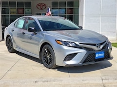 New 2020 Toyota Camry Nightshade Sedan in Early, TX