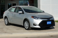 New 2019 Toyota Corolla LE Sedan in Early, TX