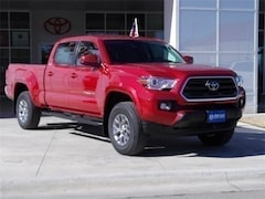 New 2019 Toyota Tacoma SR5 V6 Truck Double Cab in Early, TX