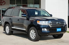 New 2018 Toyota Land Cruiser V8 SUV in Early, TX