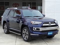 New 2020 Toyota 4Runner Limited SUV in Early, TX