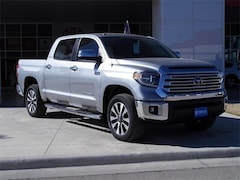 New 2019 Toyota Tundra Limited 5.7L V8 Truck CrewMax in Early, TX