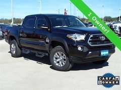 Used 2017 Toyota Tacoma SR5 V6 Truck Double Cab in Early, TX