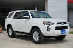 New 2018 Toyota 4Runner SR5 SUV in Early, TX