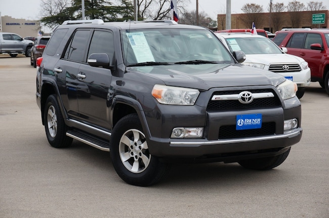 Used 2012 Toyota 4Runner SR5 SUV in Early, TX