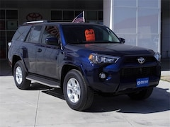 New 2019 Toyota 4Runner SR5 SUV in Early, TX