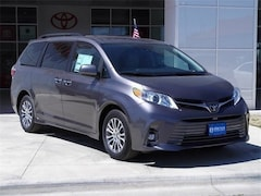 New 2019 Toyota Sienna XLE 8 Passenger Van in Early, TX