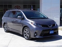 New 2019 Toyota Sienna SE 8 Passenger Van in Early, TX
