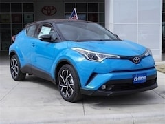 New 2019 Toyota C-HR Limited SUV in Early, TX