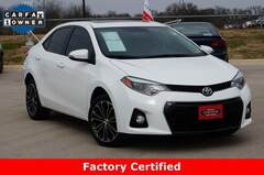 Certified 2016 Toyota Corolla L Sedan in Early, TX