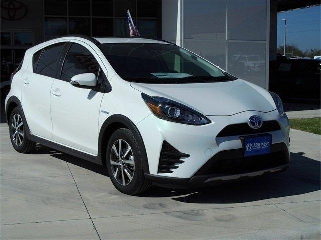 2018 Toyota Prius c One Hatchback