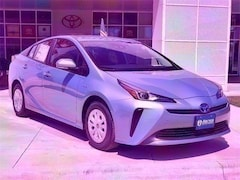 New 2020 Toyota Prius L Hatchback in Early, TX