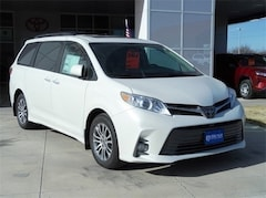 New 2020 Toyota Sienna XLE 8 Passenger Van in Early, TX
