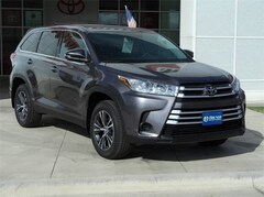 New 2019 Toyota Highlander LE I4 SUV in Early, TX