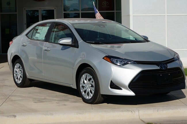 New 2019 Toyota Corolla LE Sedan in Early, TX